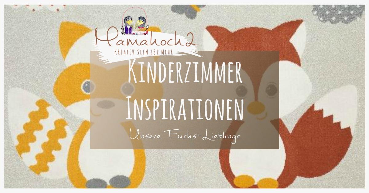 Kinder(zimmer)inspiration #1 - verfuchst noch einmal: Mamahoch2 ...