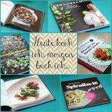 Heute koch ich, morgen back ich… Kochbücherneuzugänge