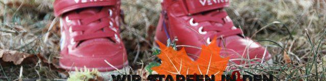 Gut zu Fuß, so stapfen wir in den Herbst + Gewinnspiel