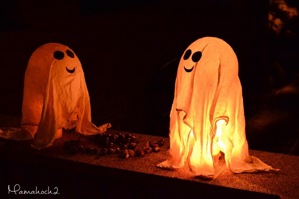 Schaurig Schön Zu Halloween So Kannst Du Dir Geister Aus