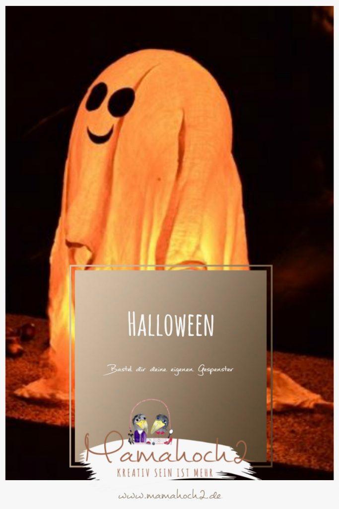 Halloween Geister – das DIY für Gespenster-Selbermacher