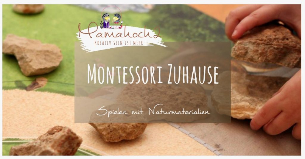 Produktbild Montessori Zuhause Naturmaterial