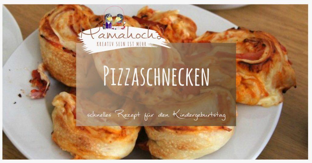Produktbild Pizzaschnecken Rezept