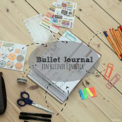 Mein DIY Terminplaner – Bullet Journal