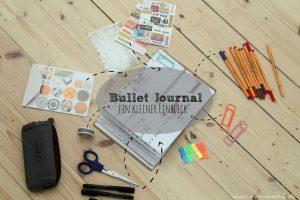 Mein DIY Terminplaner – Bullet Journal