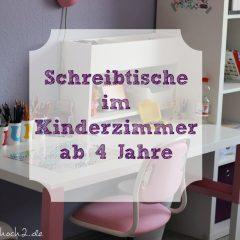 Schreibtisch für 4 Jährige