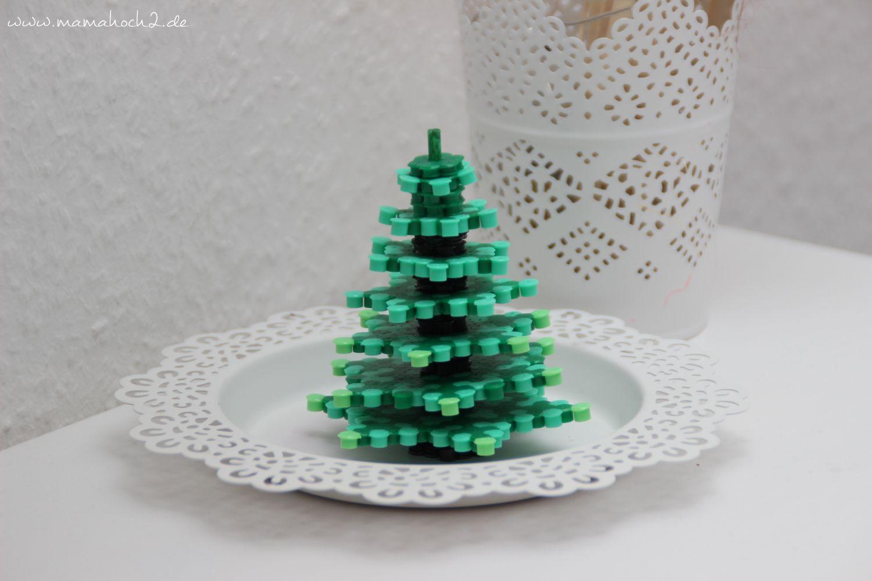 diy buegelperlen weihnachtsbaum tannenbaum legen 2 mamahoch2. Black Bedroom Furniture Sets. Home Design Ideas