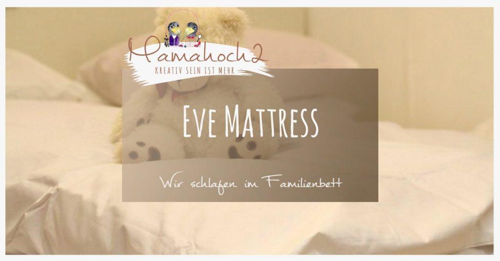 Produktbild Eve Mattress Familienbett