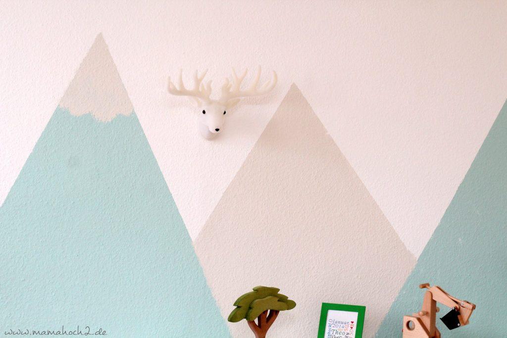 Wie wir dem kinderzimmer einen skandinavischen stil for Kinderzimmer berge
