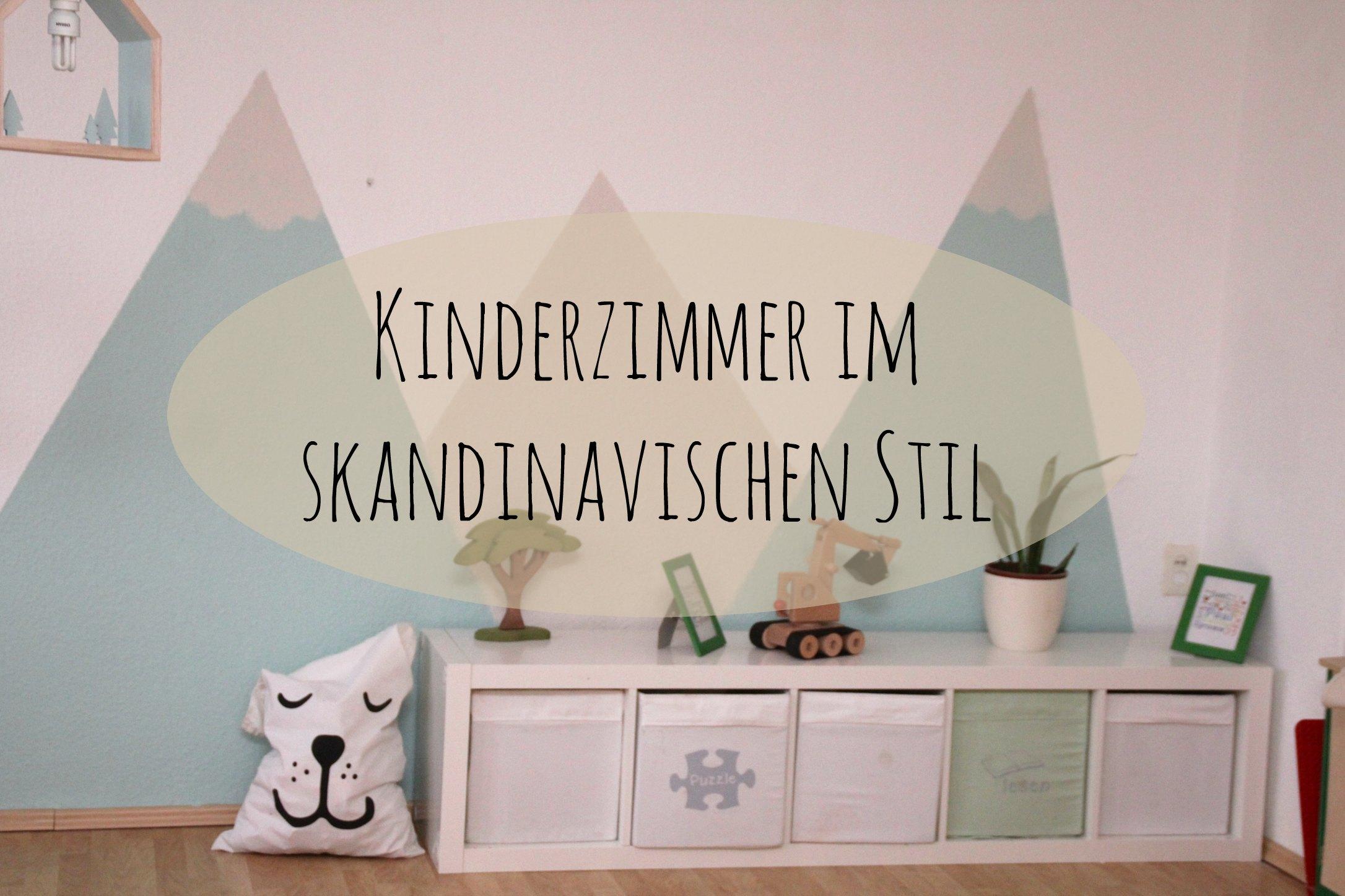 Wie wir dem kinderzimmer einen skandinavischen stil verpasst haben ...