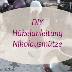 DIY – häkel dir Nikolausmützen für deinen Frühstückstisch