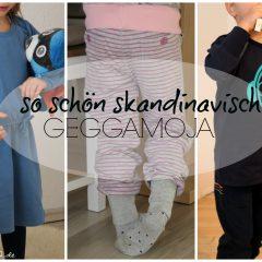 so schön skandinavisch: Kindermode von Geggamoja + Verlosung