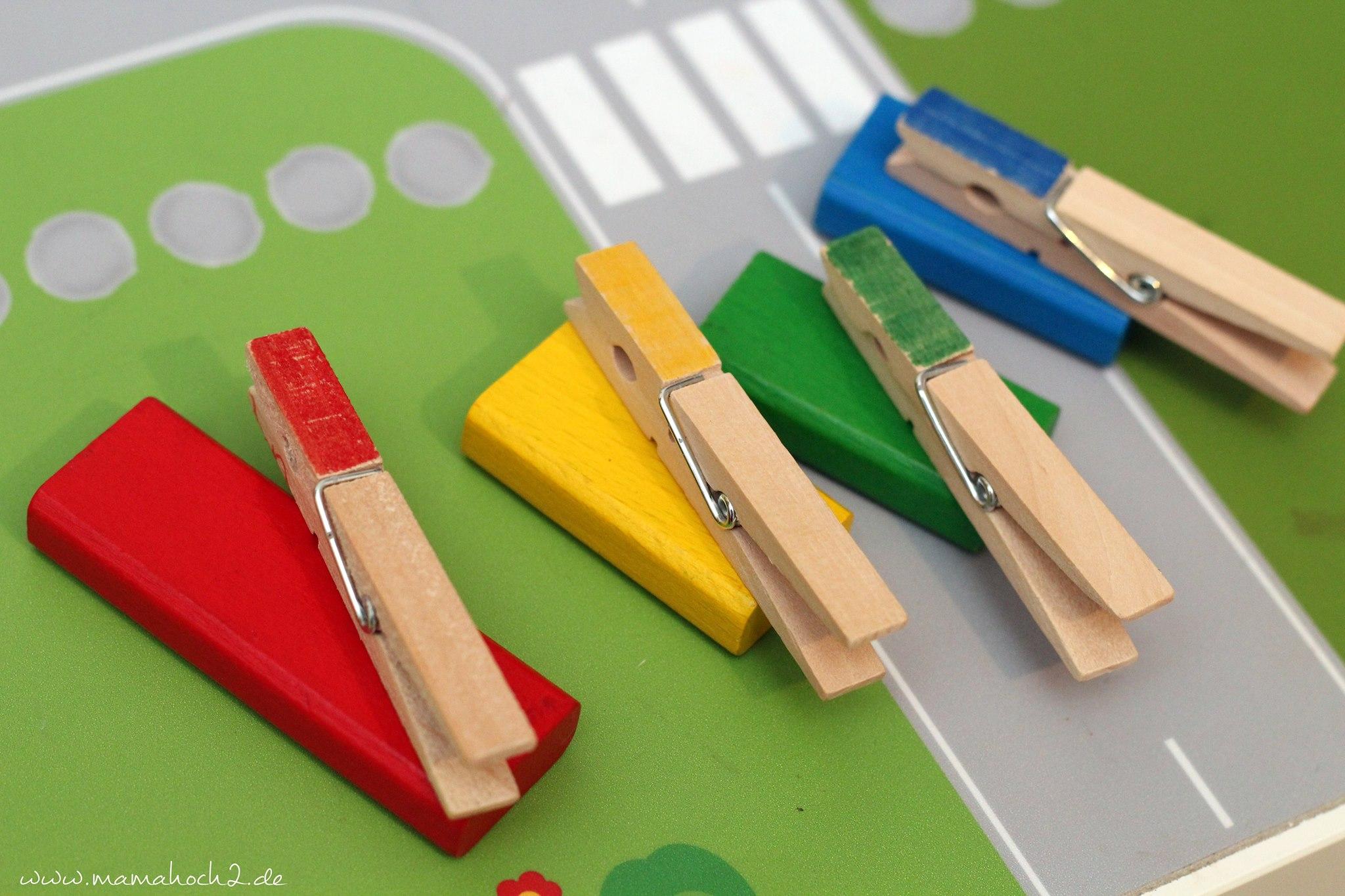 spiel farben lernen mit bausteinen montessori kleinkinder selbermachen 2 mamahoch2. Black Bedroom Furniture Sets. Home Design Ideas