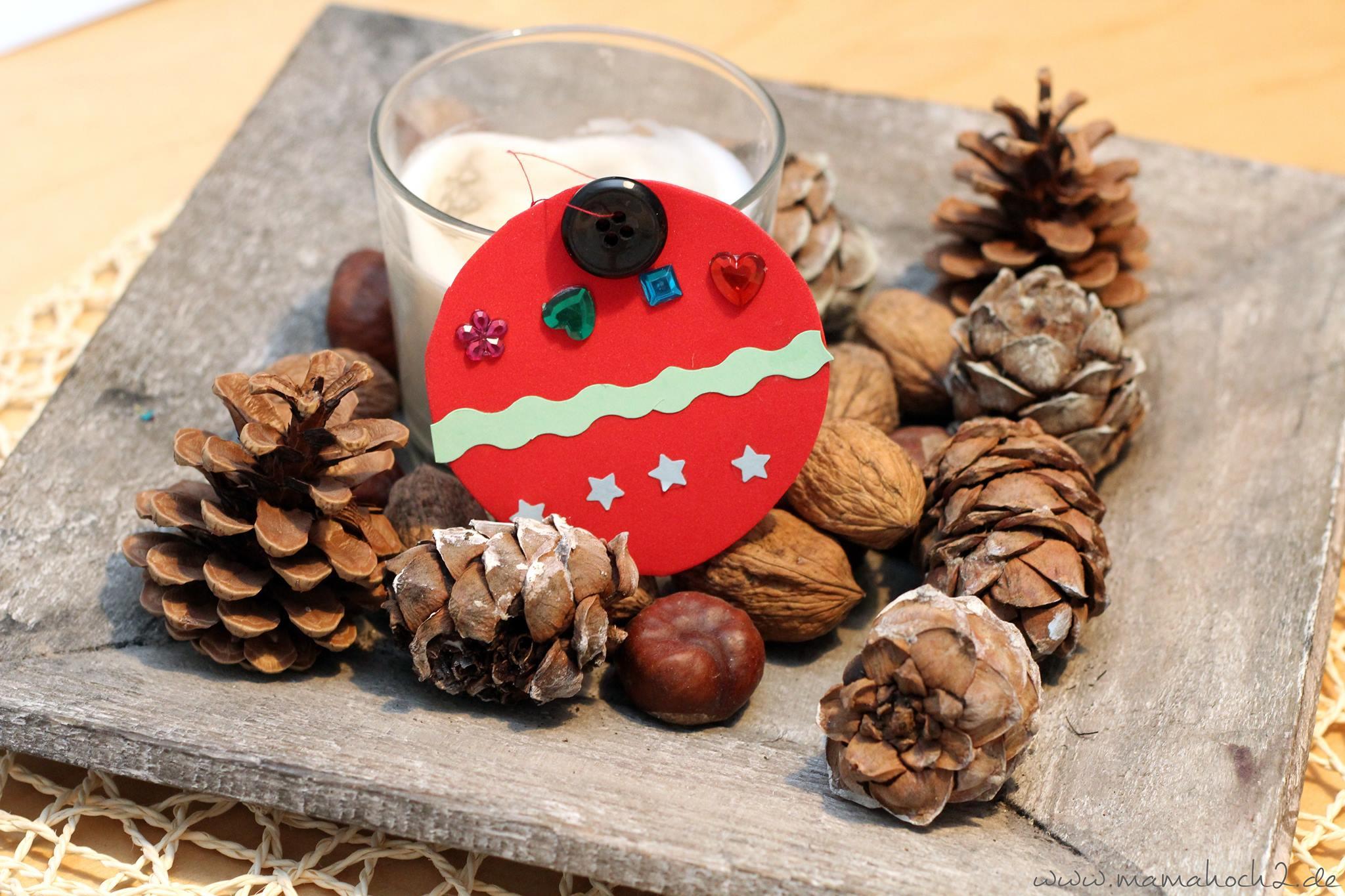 weihnachtsschmuck selber basteln christbaumkugeln mamahoch2. Black Bedroom Furniture Sets. Home Design Ideas