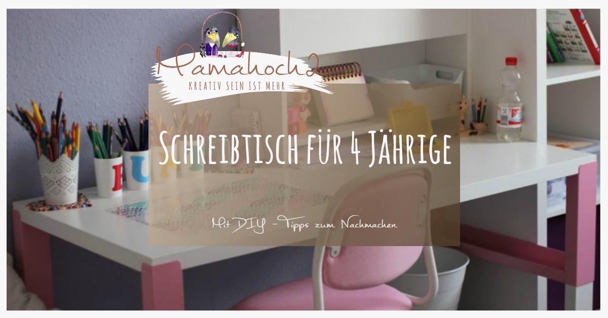 diy schreibtischunterlage oder platzdeckchen einfach selbst gestalten mamahoch2. Black Bedroom Furniture Sets. Home Design Ideas