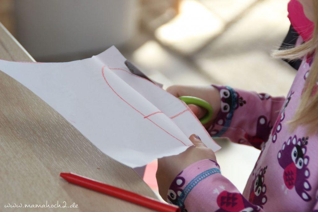 Formen erlernen kennen lernen ausschneiden (2)