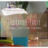 Indianer Geburtstagsparty: Rezepte, Spielideen, Deko
