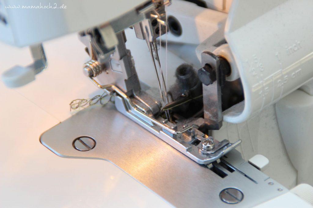 Overlock Nähmaschine Bernina (12)