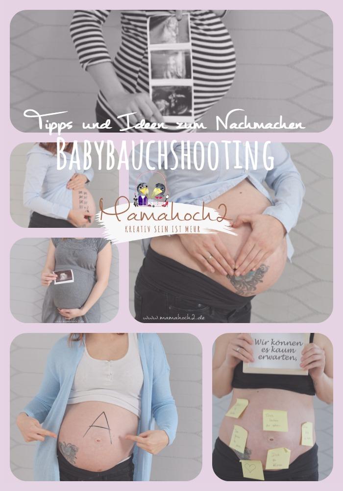 babybauchshooting schwangerschaftsshooting bauchbilder selber machen
