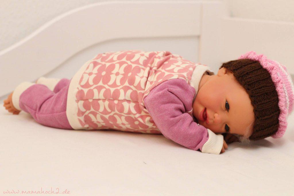 babyset fancywork babys first year textilmalen nähen für babys (1)