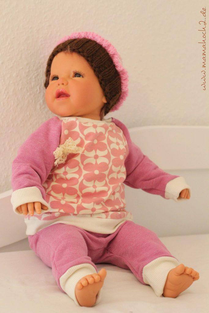 babyset fancywork babys first year textilmalen nähen für babys (3)