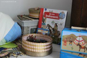 indianer diy basteln kindergeburtstag 5