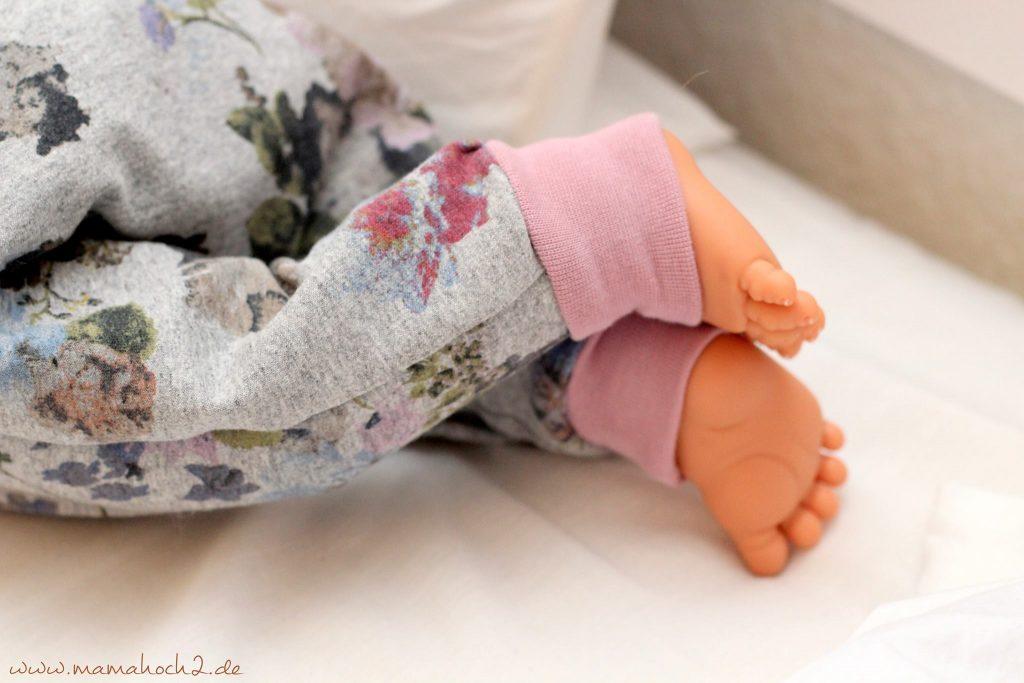Nähanleitung für eine Babyhose: Unser Freebook Babypump Rockers ...