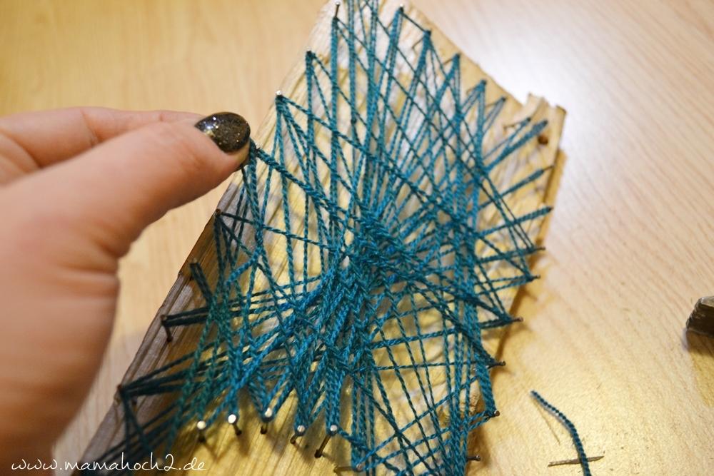 DIY Bastelanleitung Nagelbild Fadenbild (15)