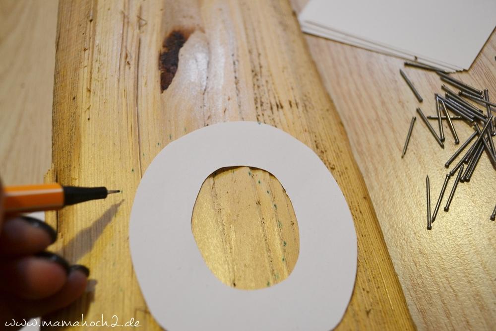 DIY Bastelanleitung Nagelbild Fadenbild (6)