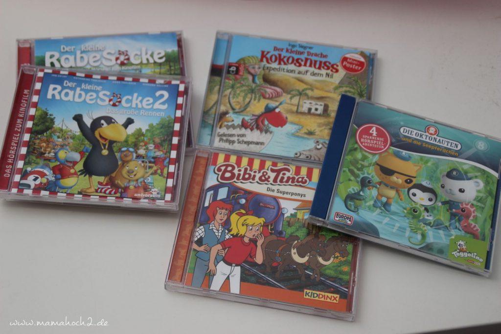 Hörspiele CDs für Kinder (10)