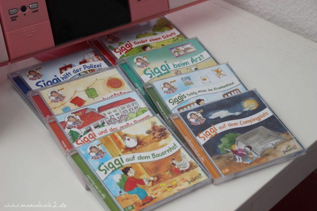 Hörspiele CDs für Kinder (11)