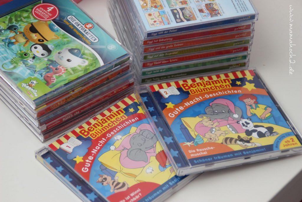 Hörspiele CDs für Kinder (12)