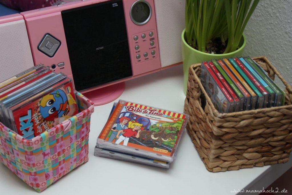 Hörspiele CDs für Kinder (8)