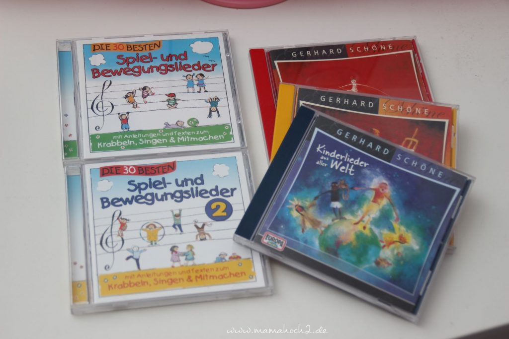 Hörspiele CDs für Kinder (9)