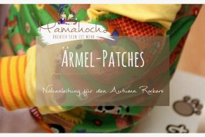 Nähanleitung Ärmel-Patches Autumn Rockers