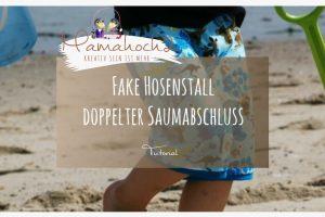 Fake Hosenstall & doppelter Saumabschluss, so vielfältig ist die Jogging Rockers