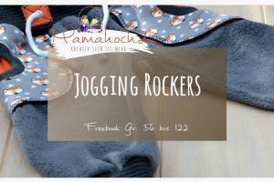 Nähanleitung Freebook kostenloses Schnittmuster Jogging Rockers