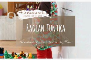 Nähanleitung Raglan Tunika Autumn Rockers