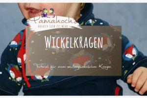 Nähanleitung Wickelkragen Autumn Rockers