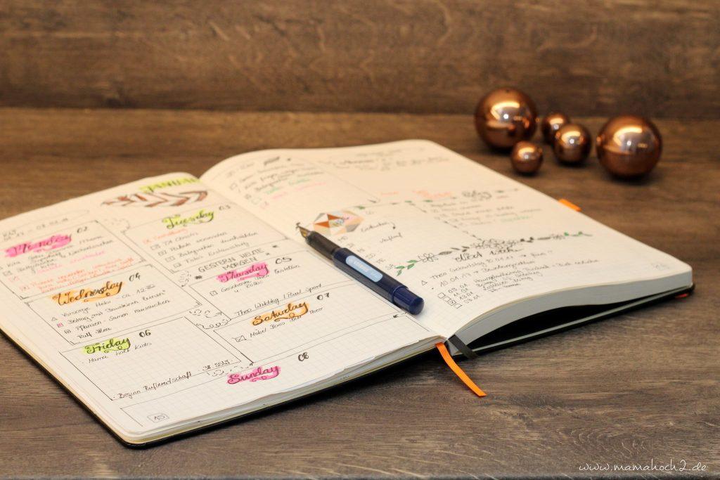 bullet journal terminplaner organisation arbeit timer (7)