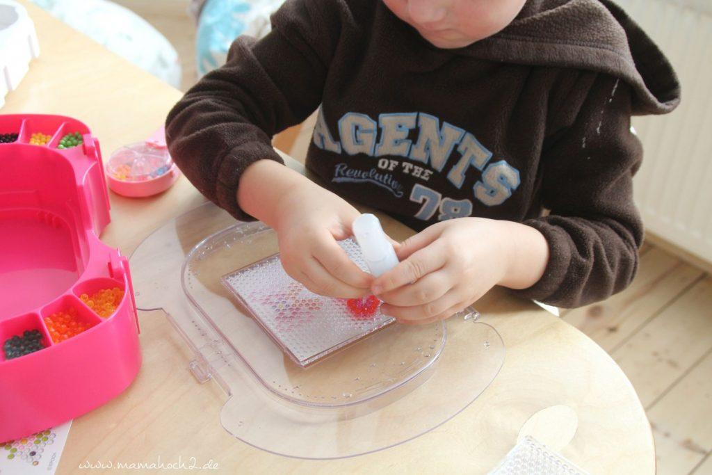 Aquabeads Perlen DIY für Kinder (9)