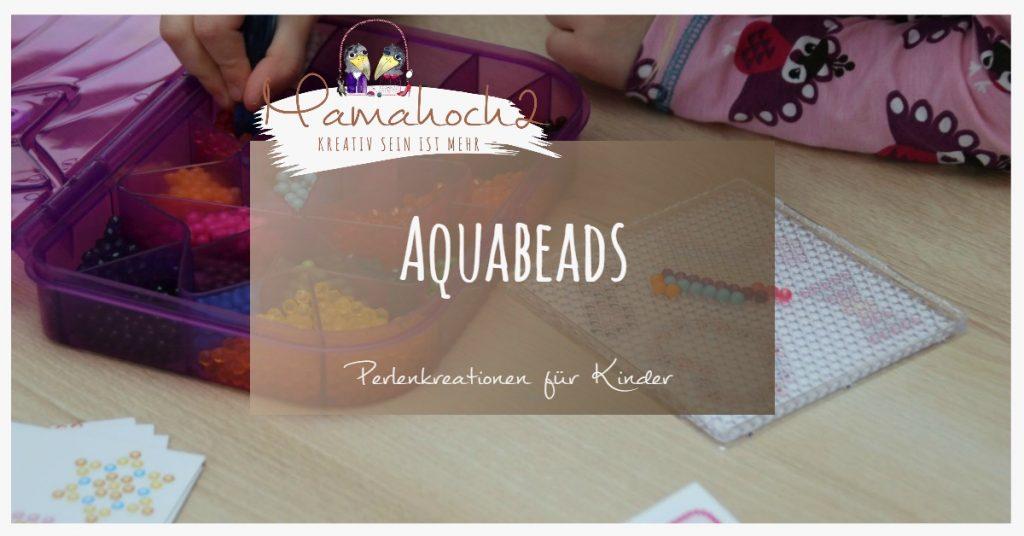 Aquabeads Perlenkreationen DIY für Kinder