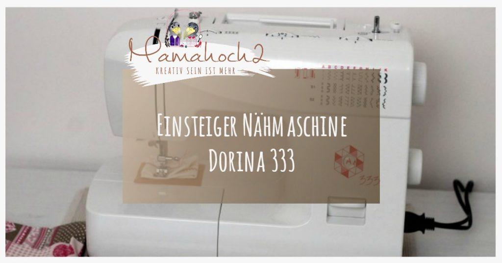 Bild Einsteiger Nähmaschine Dorina 333