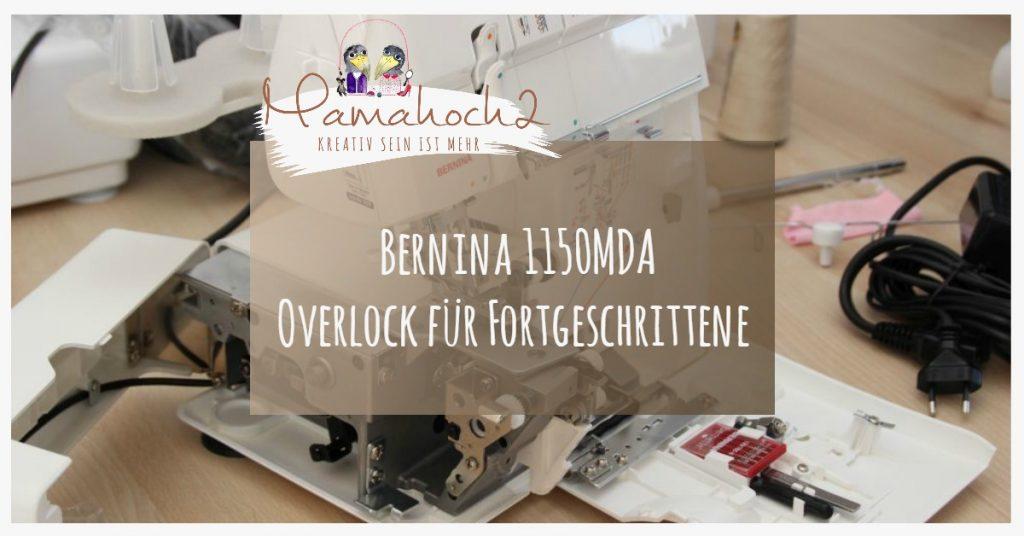 Bild Oberlock Bernina 1150MDA