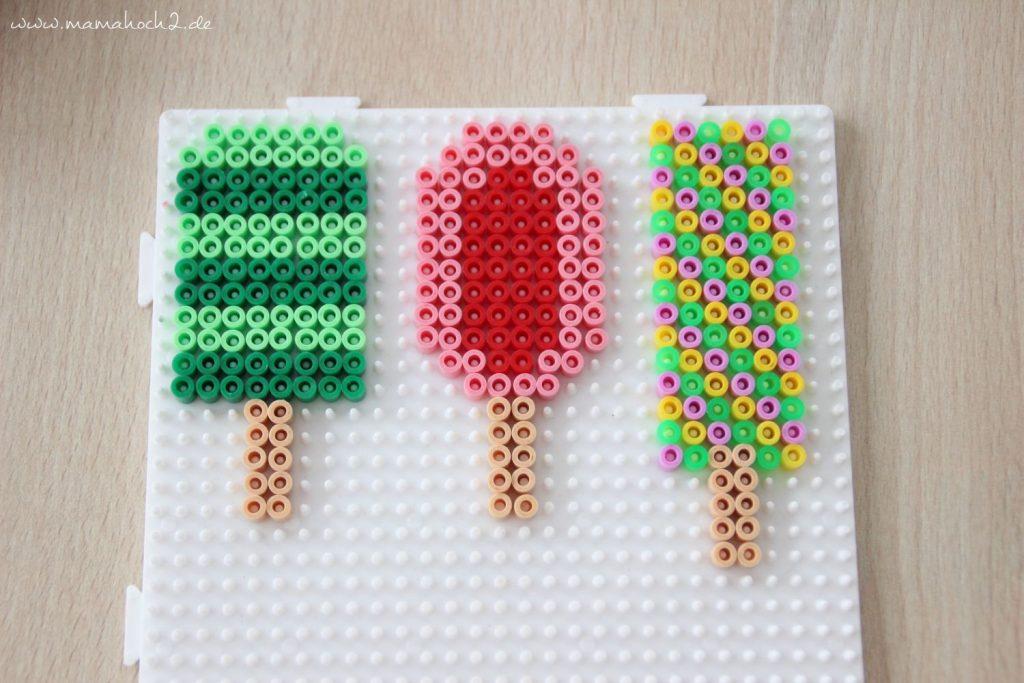 Diy Bügelperlen Kuchen Und Süßigkeiten Für Die Kinderküche Mamahoch2