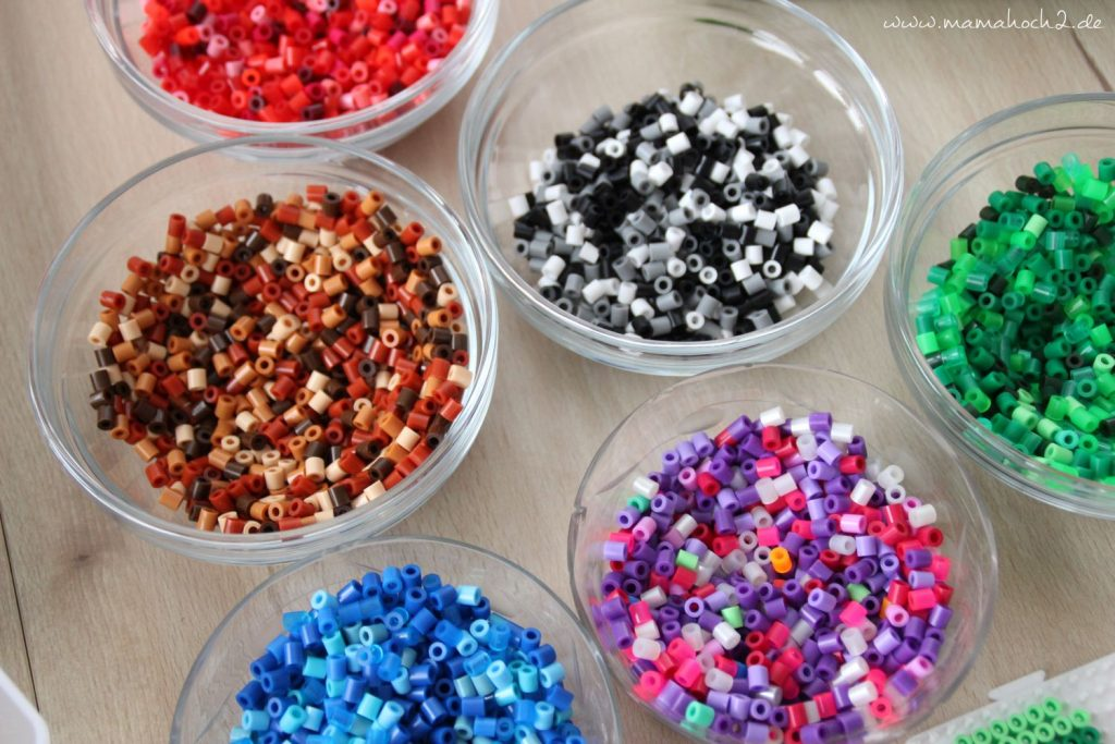 DIY Bastelanleitung Süßigkeiten Kinderküche Kaufmannsladen aus Bügelperlen (3)