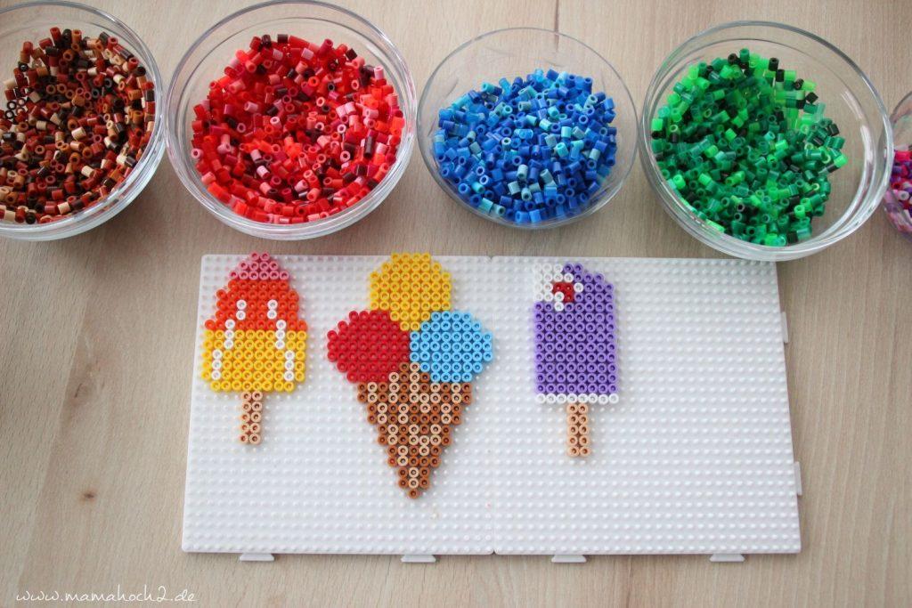 DIY Bastelanleitung Süßigkeiten Kinderküche Kaufmannsladen aus Bügelperlen (4)