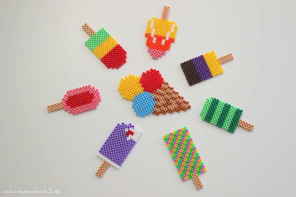 DIY Bastelanleitung Süßigkeiten Kinderküche Kaufmannsladen aus Bügelperlen (5)
