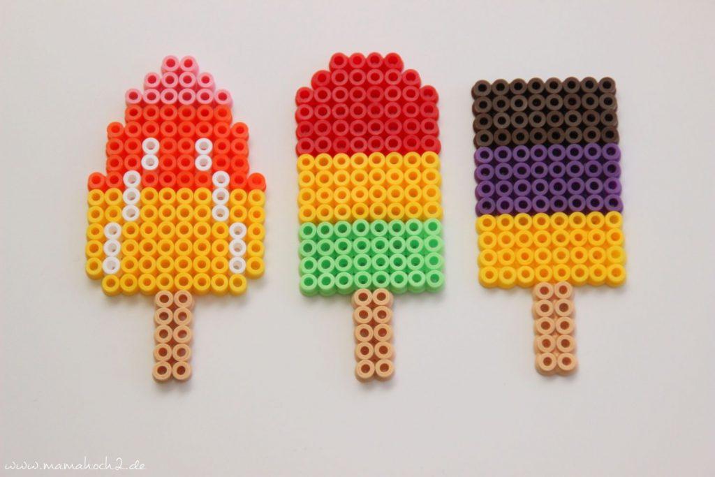 DIY Bastelanleitung Süßigkeiten Kinderküche Kaufmannsladen aus Bügelperlen (7)