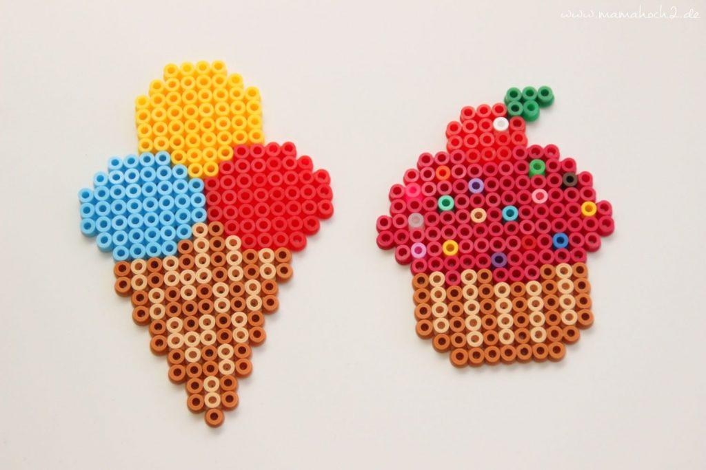 DIY Bastelanleitung Süßigkeiten Kinderküche Kaufmannsladen aus Bügelperlen (8)